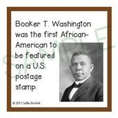 Black History Month Fun Facts Cards Black History Month Fun Facts Cards