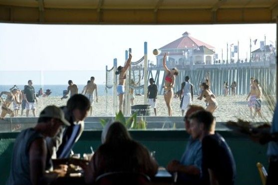 Savannah's Huntington Beach Pier