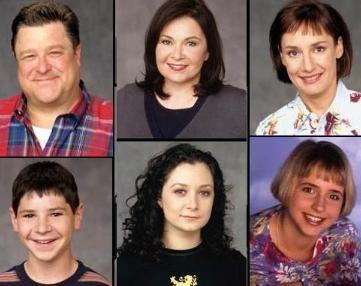 Roseanne showing