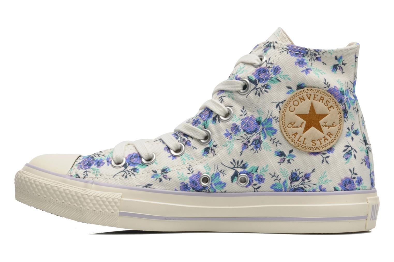magasin britannique vaste sélection magasiner pour le luxe Chuck Taylor All Star Floral Print Hi W Converse ...