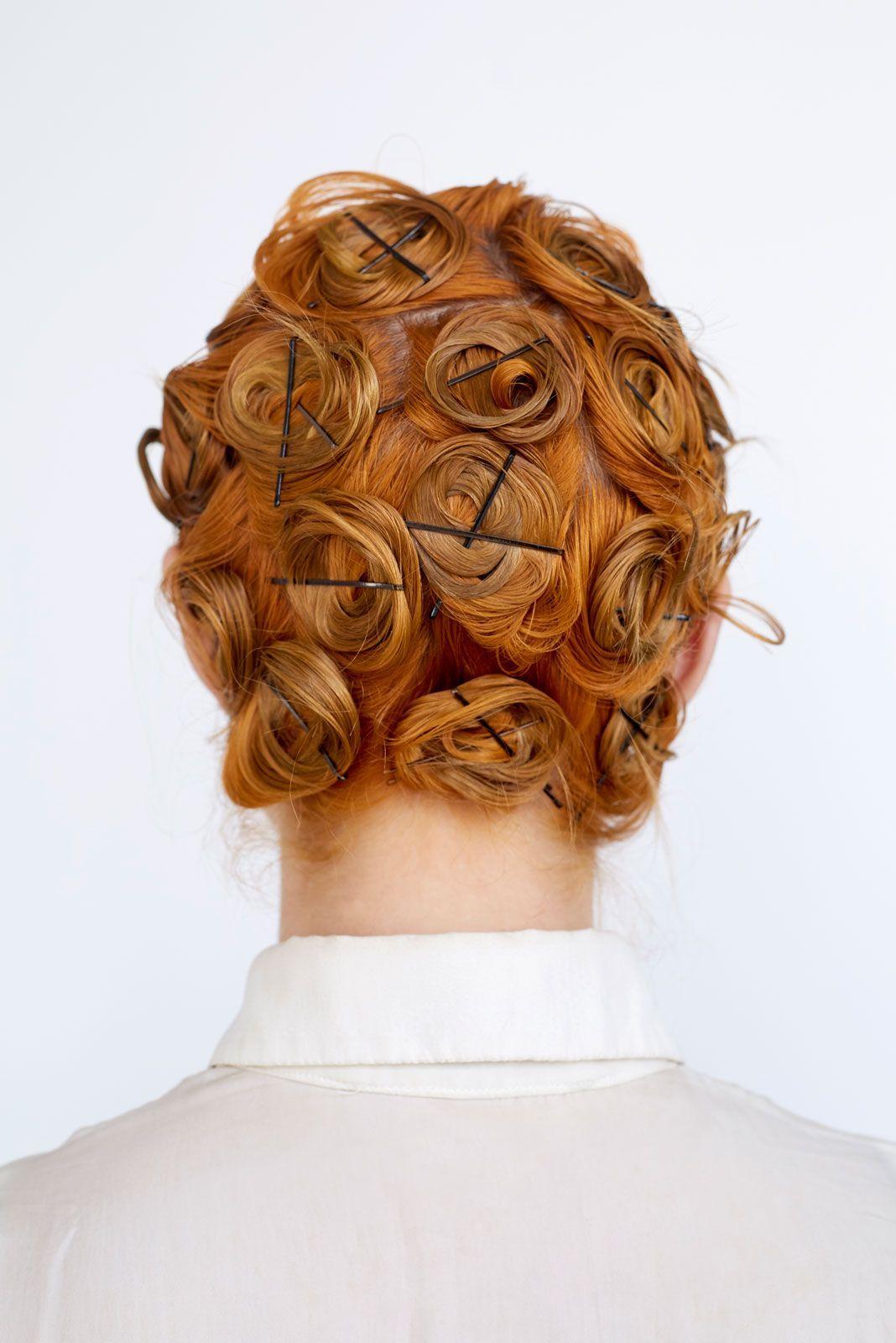 Wellen fur kurze haare ohne hitze  Frisuren manner