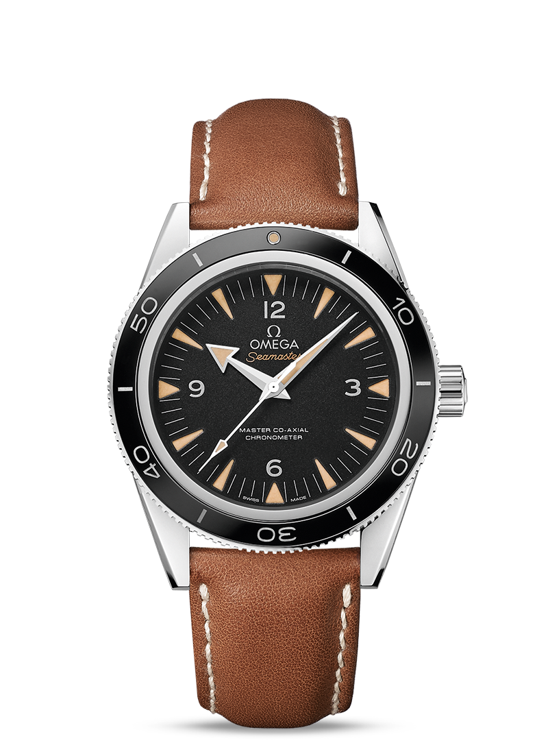 a362dc64d97 The Seamster 300 Omega Master Co-Axial 41mm. OMEGA first introduced the  Seamaster 300 in 1957 - it was a watch designed especially for divers and  ...