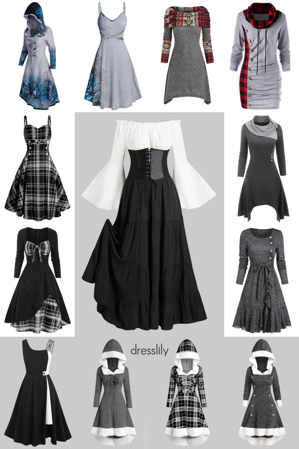 Casual Dresses for Women | Women's Casual Dresses & Day Dresses | Winter Dresses