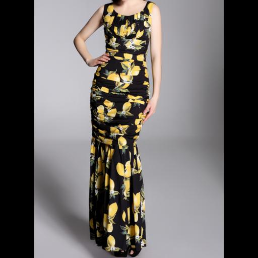 فستان من قماش الحرير الناعم بدون أكمام موديل فرنسي يحتوي على طبقات من الخصر للأسفل متوفر بمقاسات متعددة ربما كنتي تب Silk Dress Dresses Formal Dresses