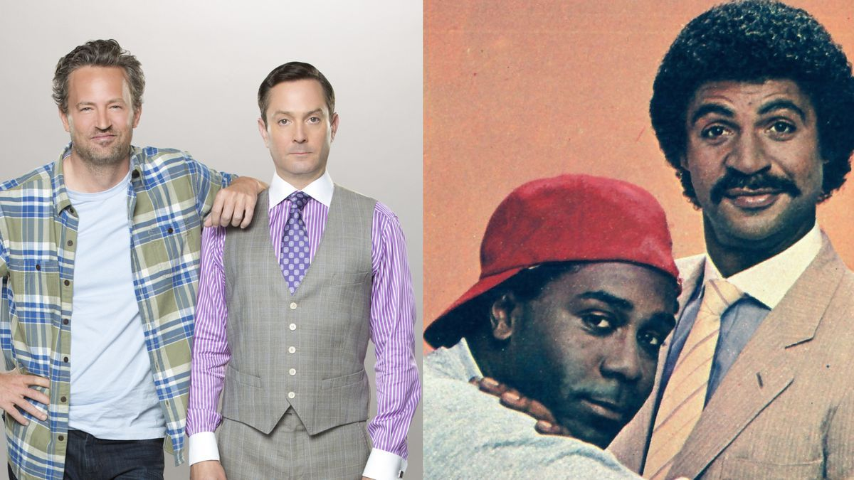 The New Odd Couple Is Not The New Odd Couple 11 Tv Shows Ripe For A Reboot Odd Couples Thomas Lennon Tv Shows