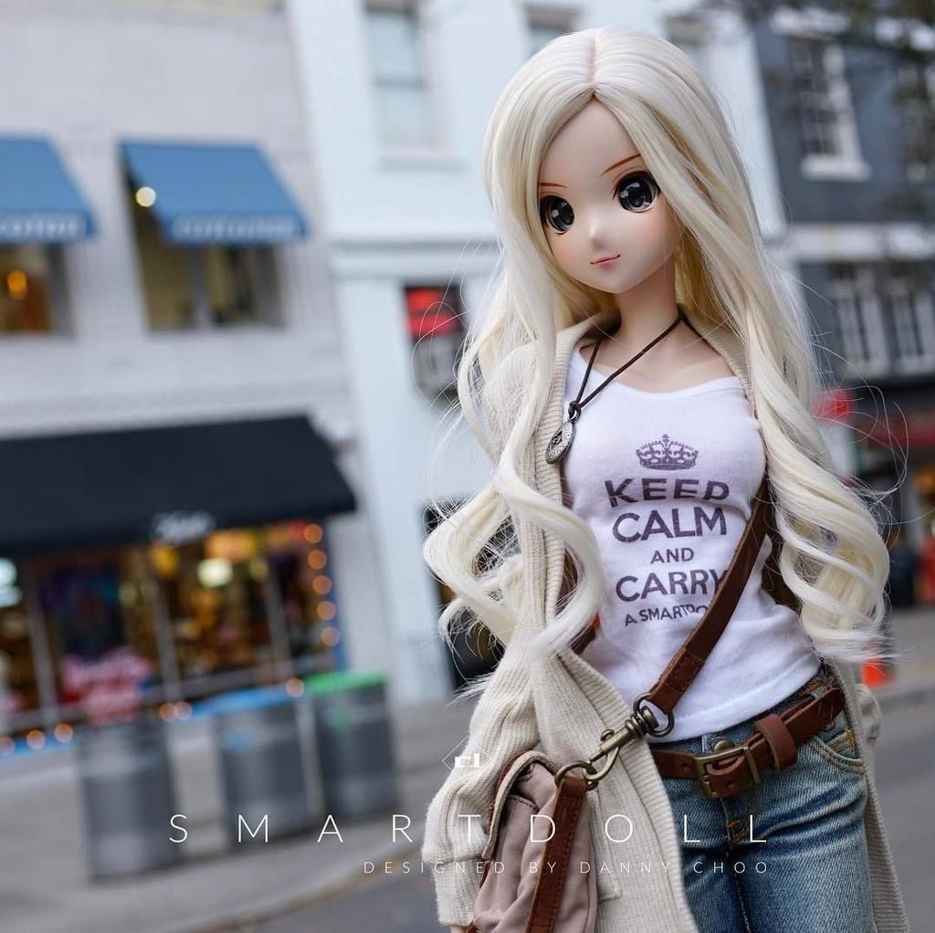 Danny choo on pretty dolls smart doll cute dolls