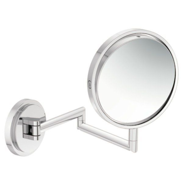 Moen Yb0892 Wall Mounted Makeup Mirror Magnifying Mirror Wall Mounted Vanity