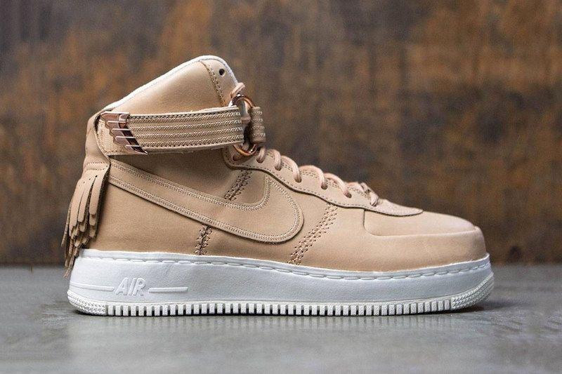 0f0d789b76705 Nike Air Force 1 Sport Lux Vachetta Tan - Sneaker Bar Detroit ...