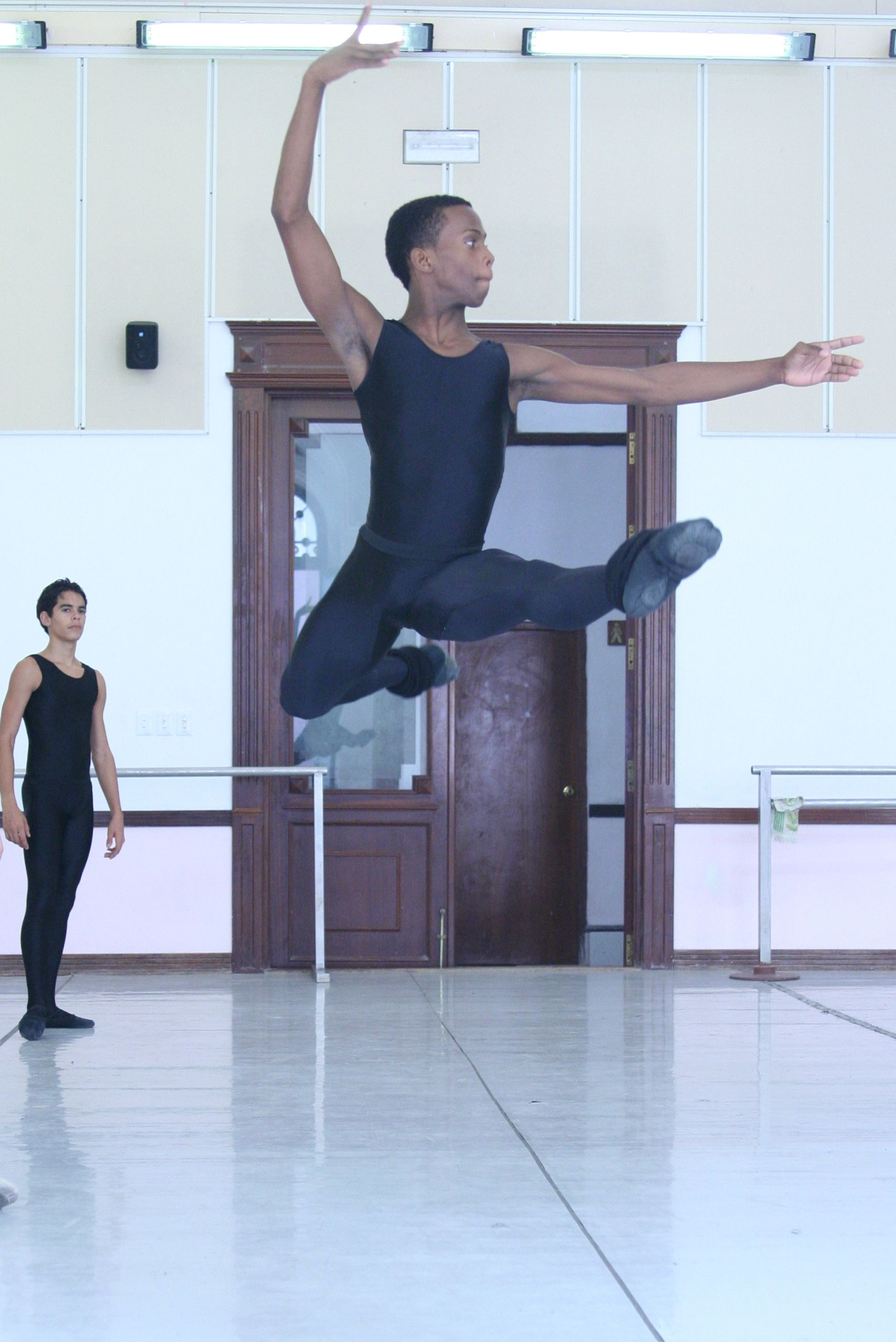 Ballet class havana Cuba