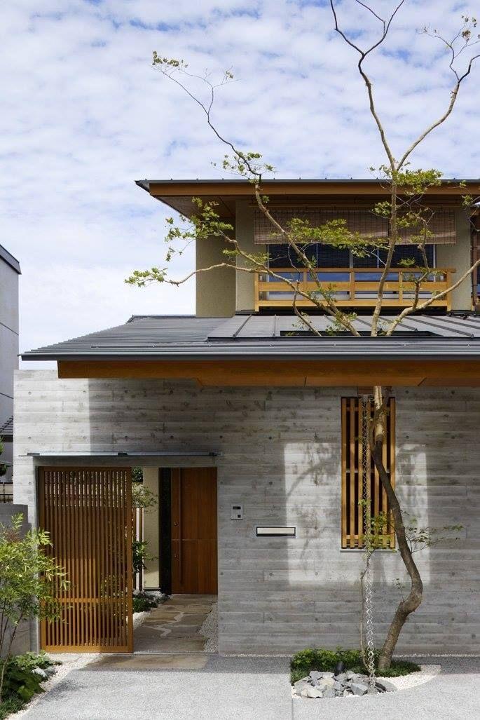 清美學 讓樹木與建築共生 成為家中的一份子 完美融合傳統與現代的