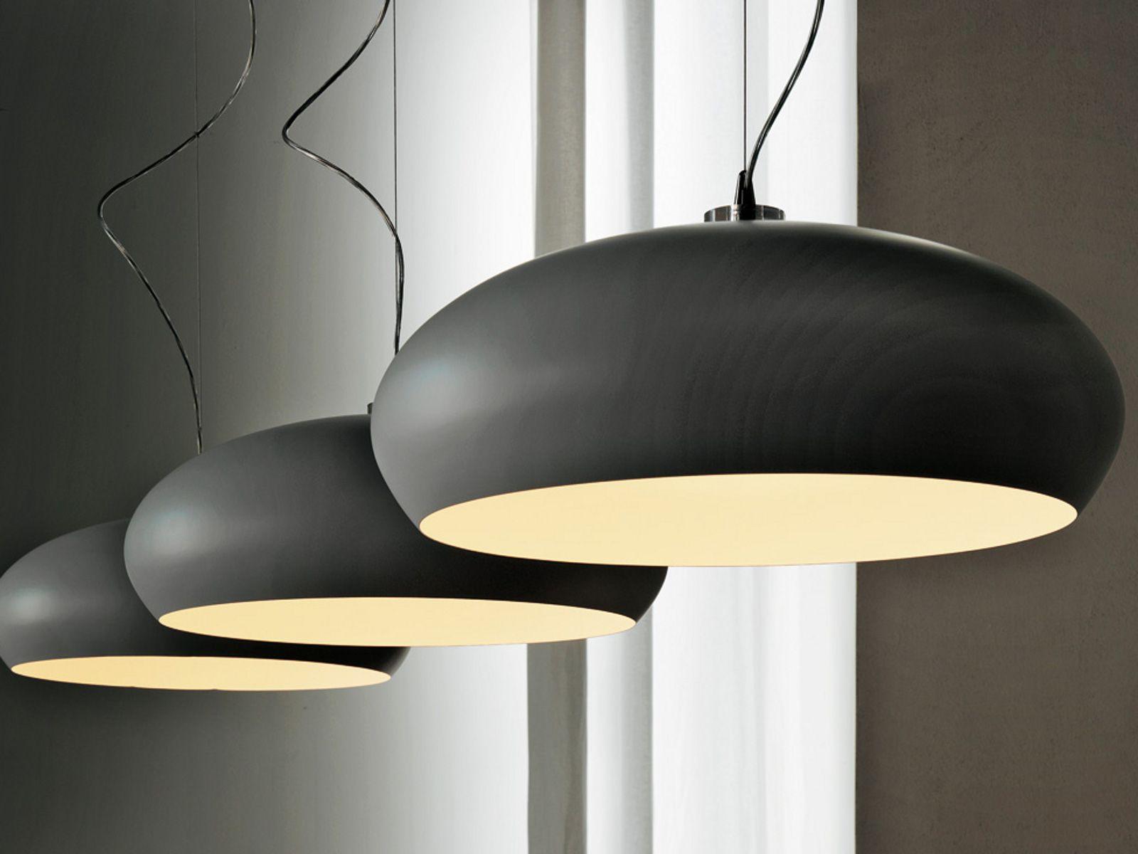 Plafoniere Smart : Suspension en acier hublot by cattelan italia design smart studio