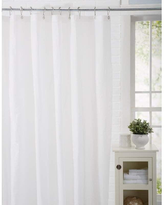 Alwyn Home Joss Main Essentials Shower Curtain Liner Curtains