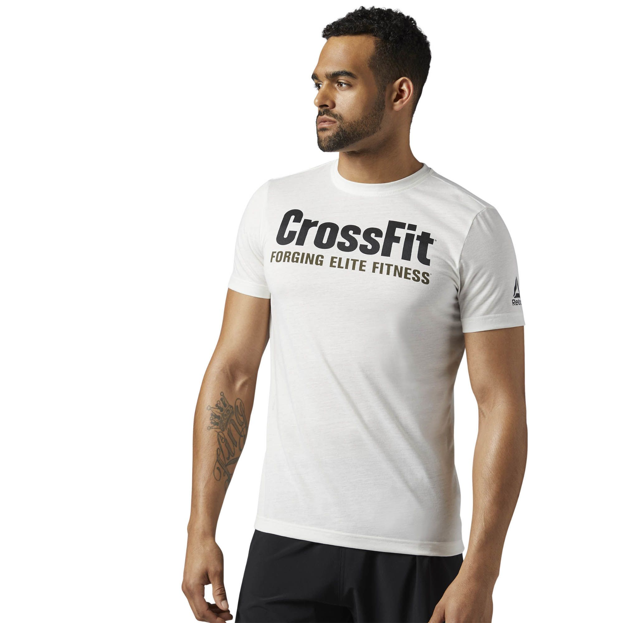 474bb1e0bf2 Reebok Mens CrossFit Speedwick F.E.F. Graphic T-Shirt