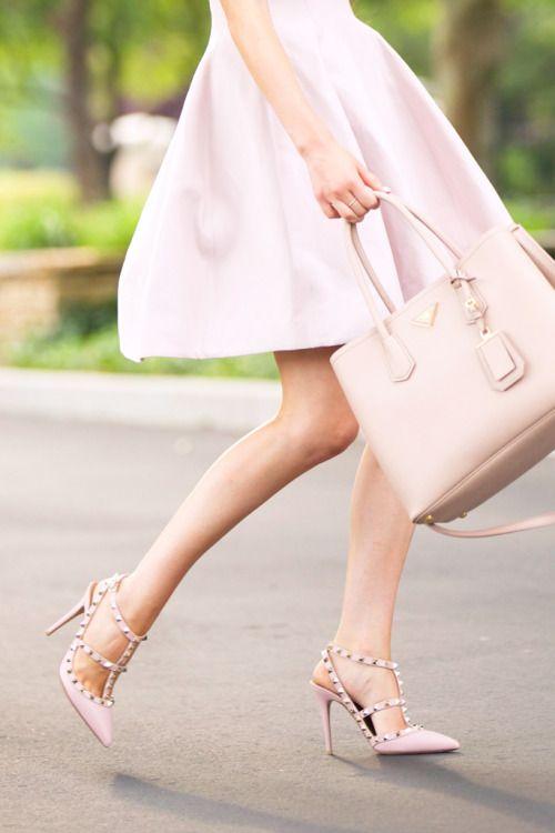 roselook Stilettos Valentino Bolso Handbag Perfection Prada A4BwpxqC