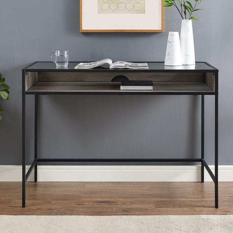 Unger Glass Desk Glass Desk Office Furniture Design Furniture