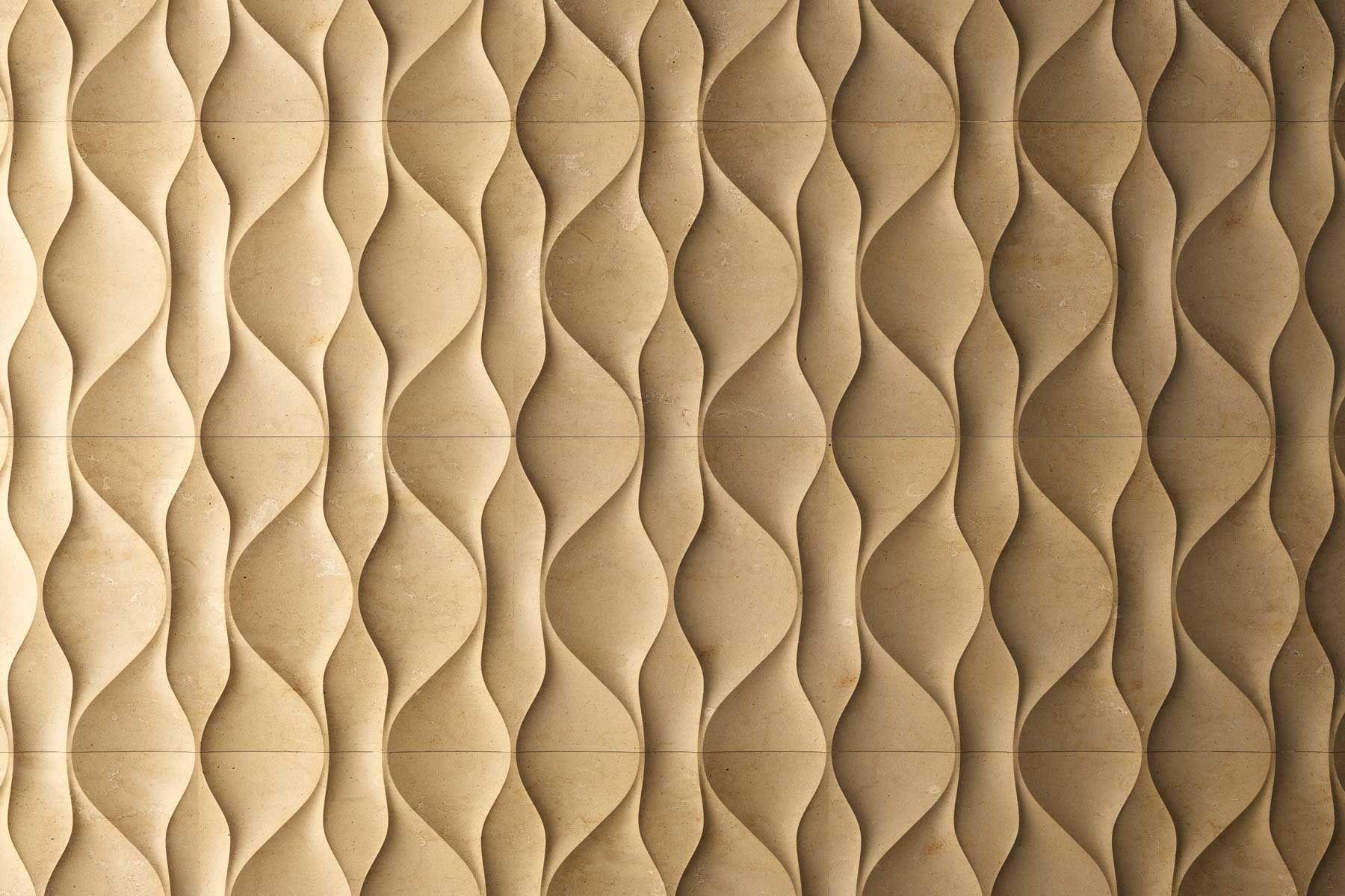 Petraform - decorative stone walls Flow F series   82.3D surfaces ...