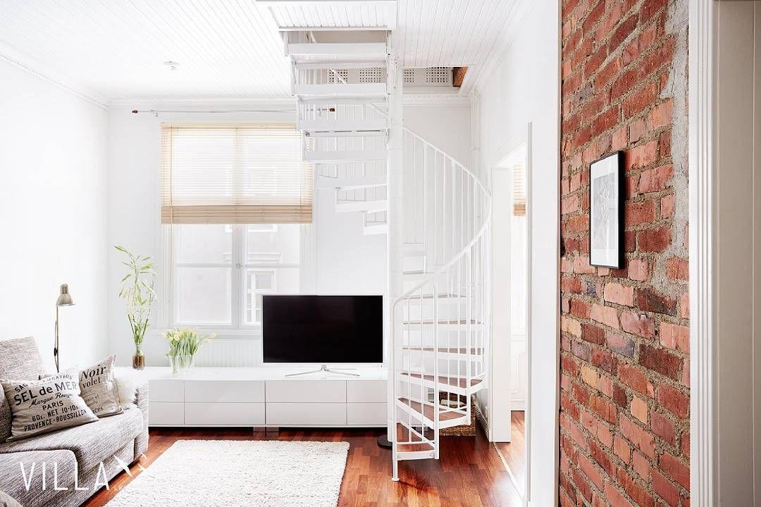 Inspiroidu tästä ihanasta kodista. Löydät sen blogista ➡ www.villalkv.fi/blogi  Ojakatu 4, Juhannuskylä (paikassa Juhannuskylä)