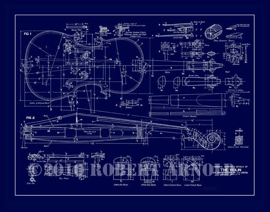 violin blueprint pdf - Google Search toolsviolin Pinterest - copy blueprint meaning in kannada