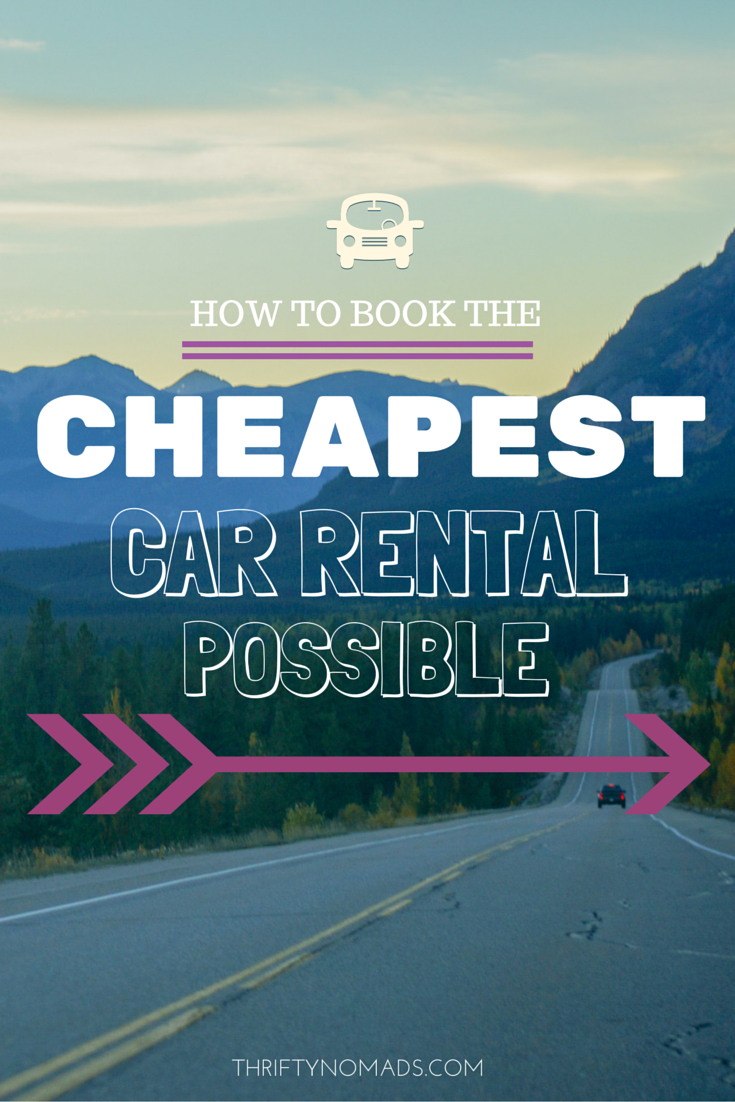 Best 25 Rental Car Rates Ideas On Pinterest Cheap