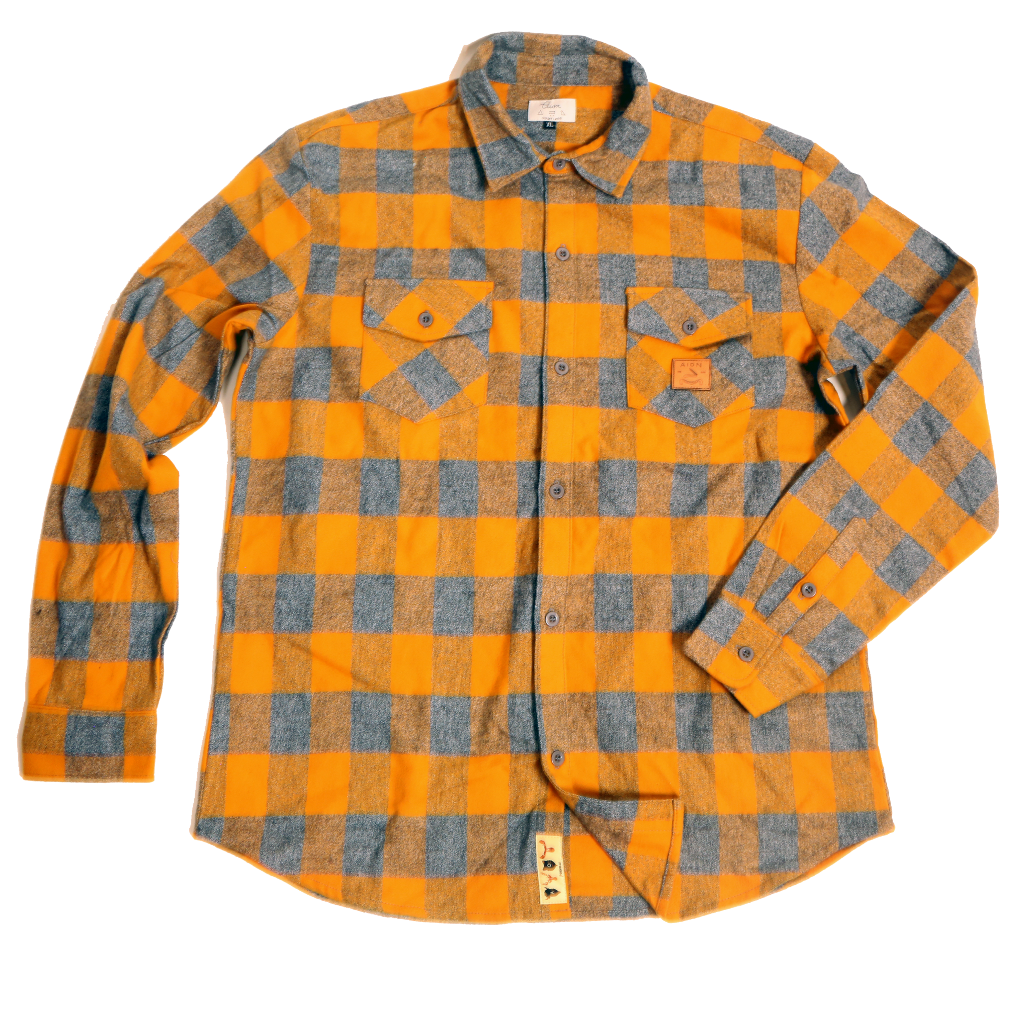 Mens Mail Cabin Flannel