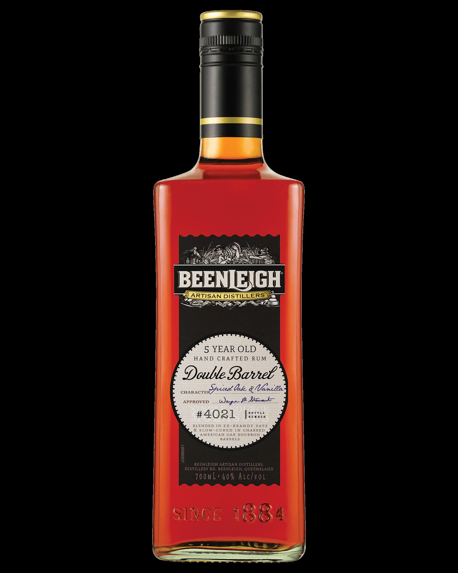 Beenleigh 5 Year Old Dark Rum 700mL 5 year olds, Rum