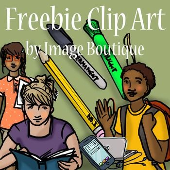 Classroom high school. Freebie teaching stuff clipart