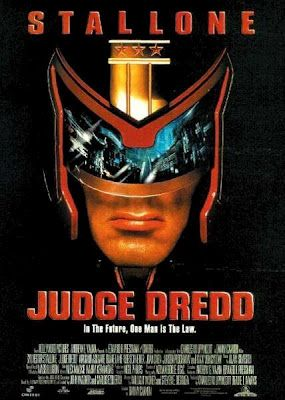 Juez Dredd (Audio Latino) 1995 online
