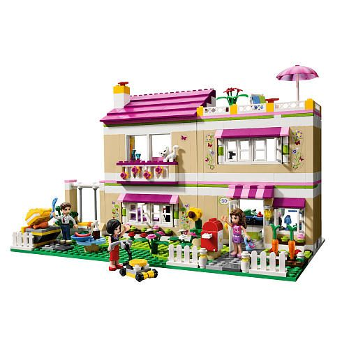 Toys R Us Legos For Girls : Lego friends olivia s house toys quot r us