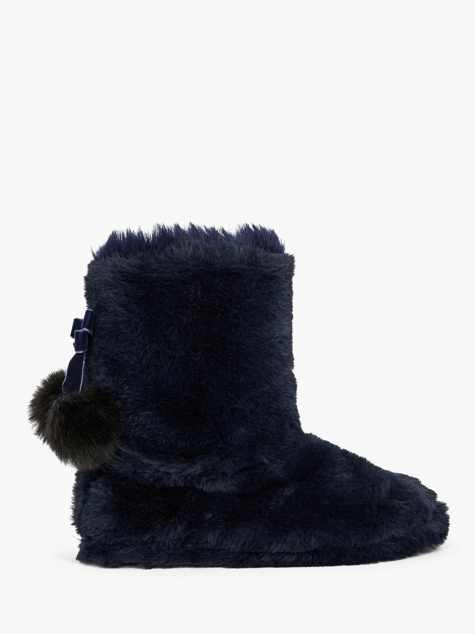 Ted Baker Hammond Faux Fur Slipper