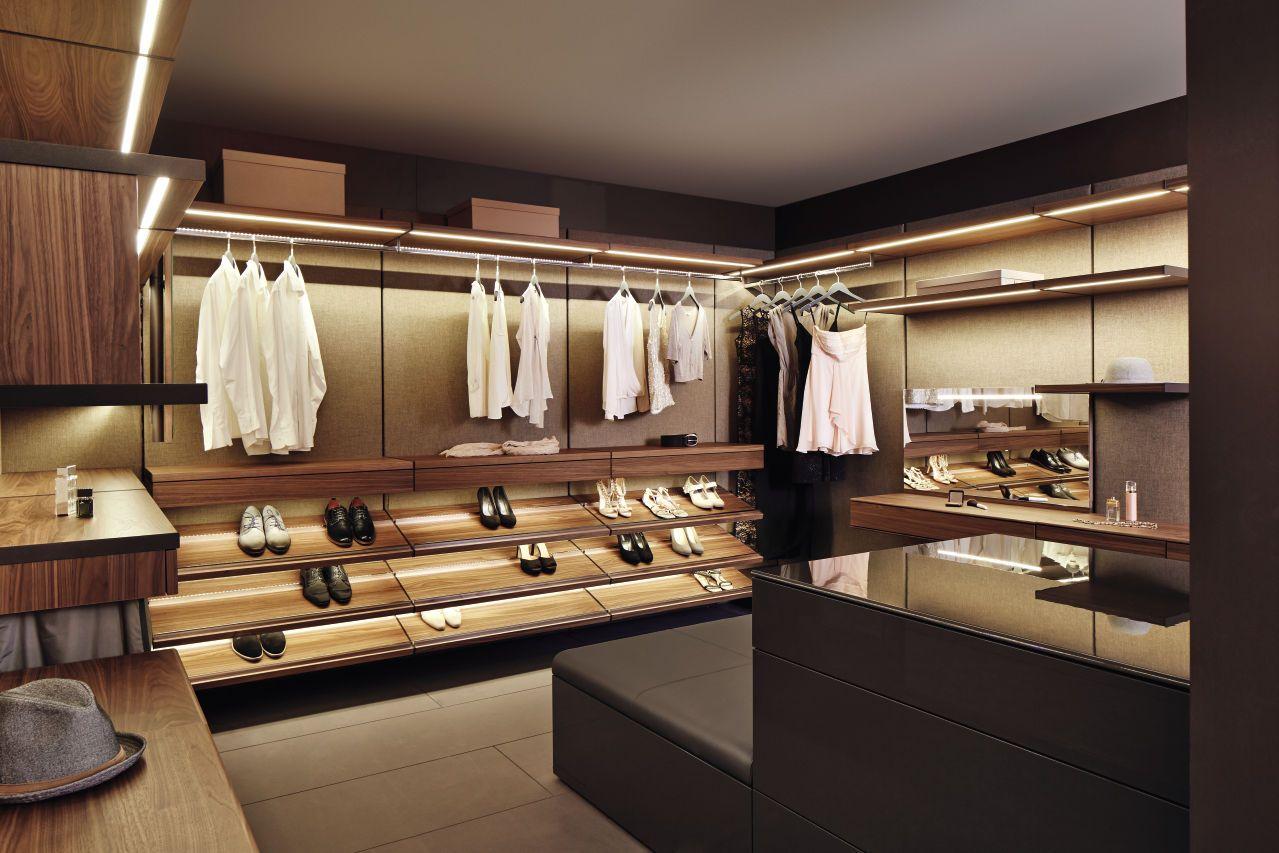 Kleiderschrank #Schranksystem #hülsta #huelsta #begehbarer ...