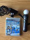 PS3 move motion controller And Eye Camera Bundle Sport Champions Game