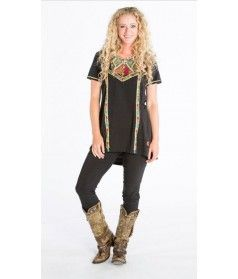 Double D Ranch Spring Cabo Juan Top! 2 Color Options!