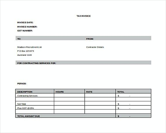 Contract Invoice Music Artist Invoice Template Cool Graphic Designs