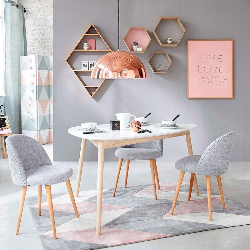 Living Room Scandinavian Rose Gold Veja Como Usar O Rose Gold