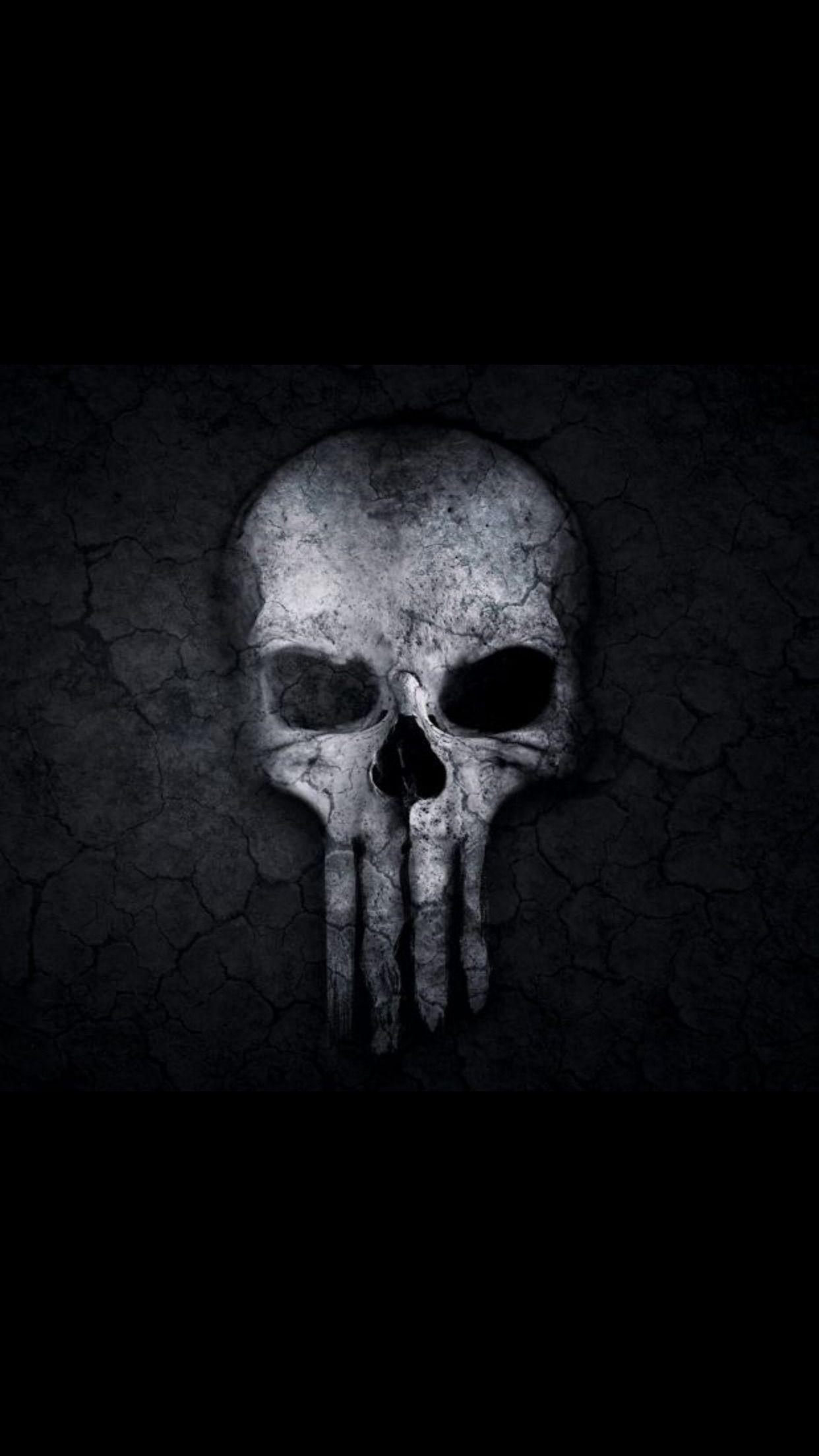 The Punisher Logo Punisher artwork, Punisher logo
