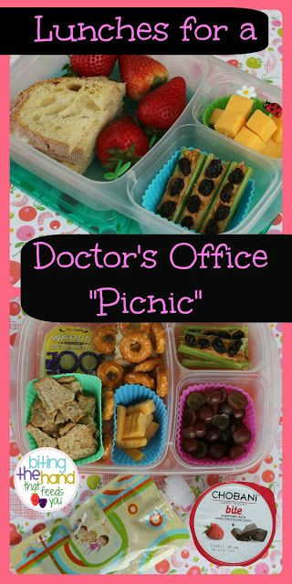 "Biting The Hand That Feeds You: What's Up Doc? Doctor's Office ""Picnic"""