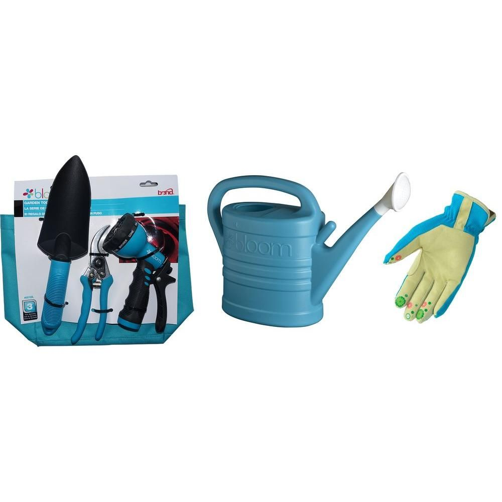 Bond Manufacturing Bloom Green Thumb Kit In Blue 6 Piece Small