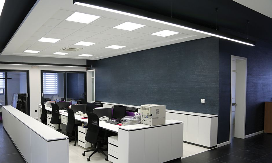 Led panel lights are great for many applications including office lighting retail lighting