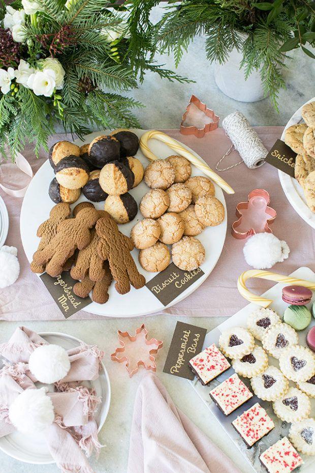 Hosting Christmas Party Ideas Part - 31: 7 Steps For Hosting A Cookie Swap. Christmas EntertainingChristmas  PartiesChristmas ...