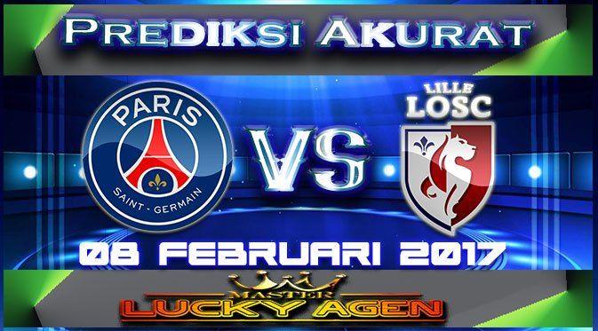 Master Agen Taruhan Bola Prediksi Akurat Paris Saint Germain VS Lille OSC 08 Februari