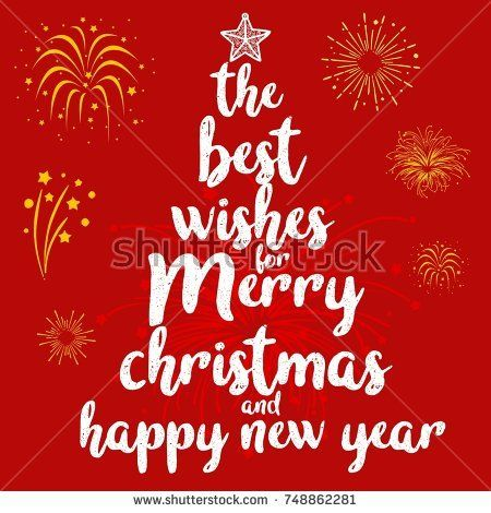 The best wishes for a Merry Christmas and Happy New Year 2018. Happy ...