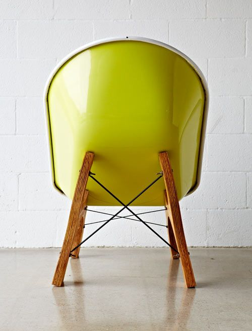 Karl Sanford Is The Designer Of This Amazing And Creative Chair Design,  Called The Wheelbarrow Chair. Design Ideas