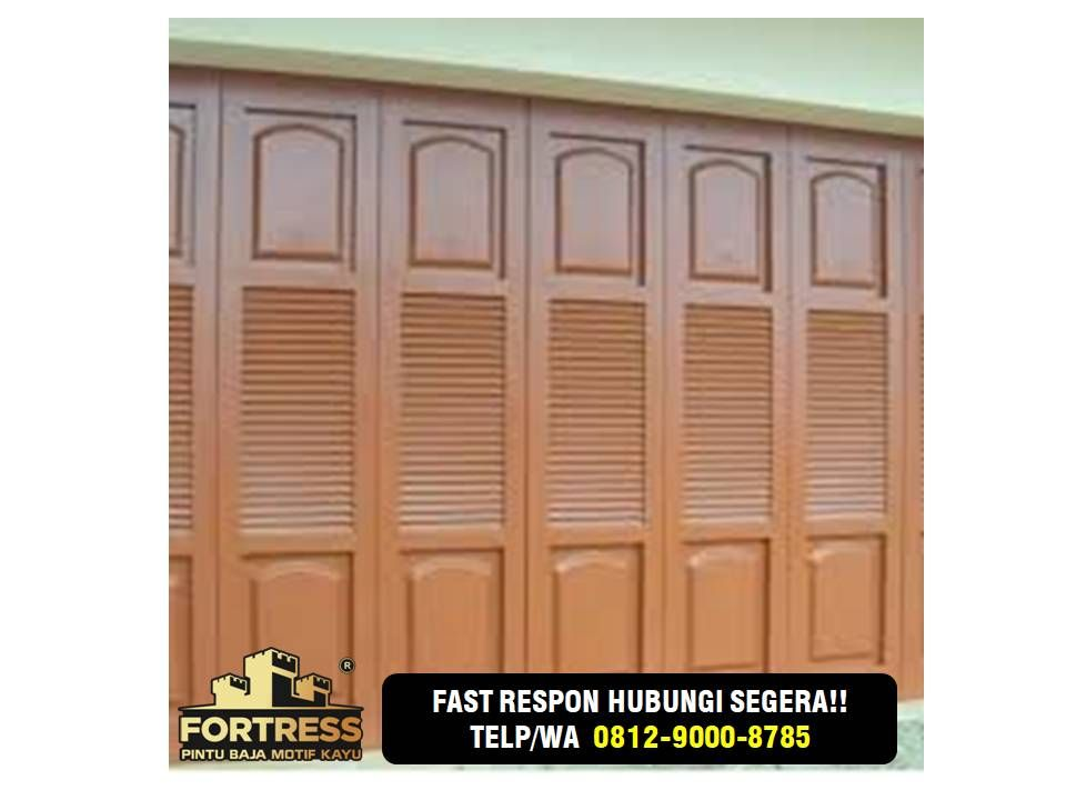 0812-9000-8785, Solo Iron Garage Door
