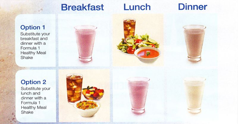 loose weight liquid only diet