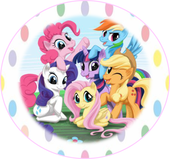 view image larger and download free my little pony party ideas