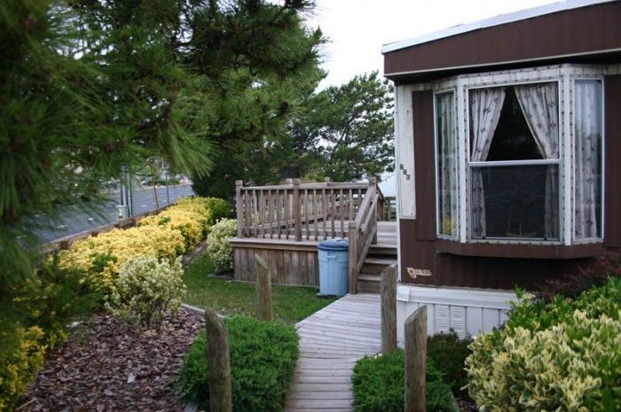 Landscaping Mobile Homes Pictures : Landscaping ideas for mobile homes manufactured home living