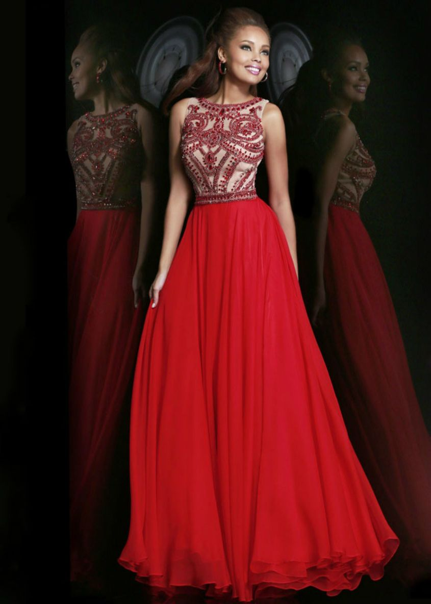 christmas-gowns-latest-styles-designs-collection-2016-2017-15 | Red ...