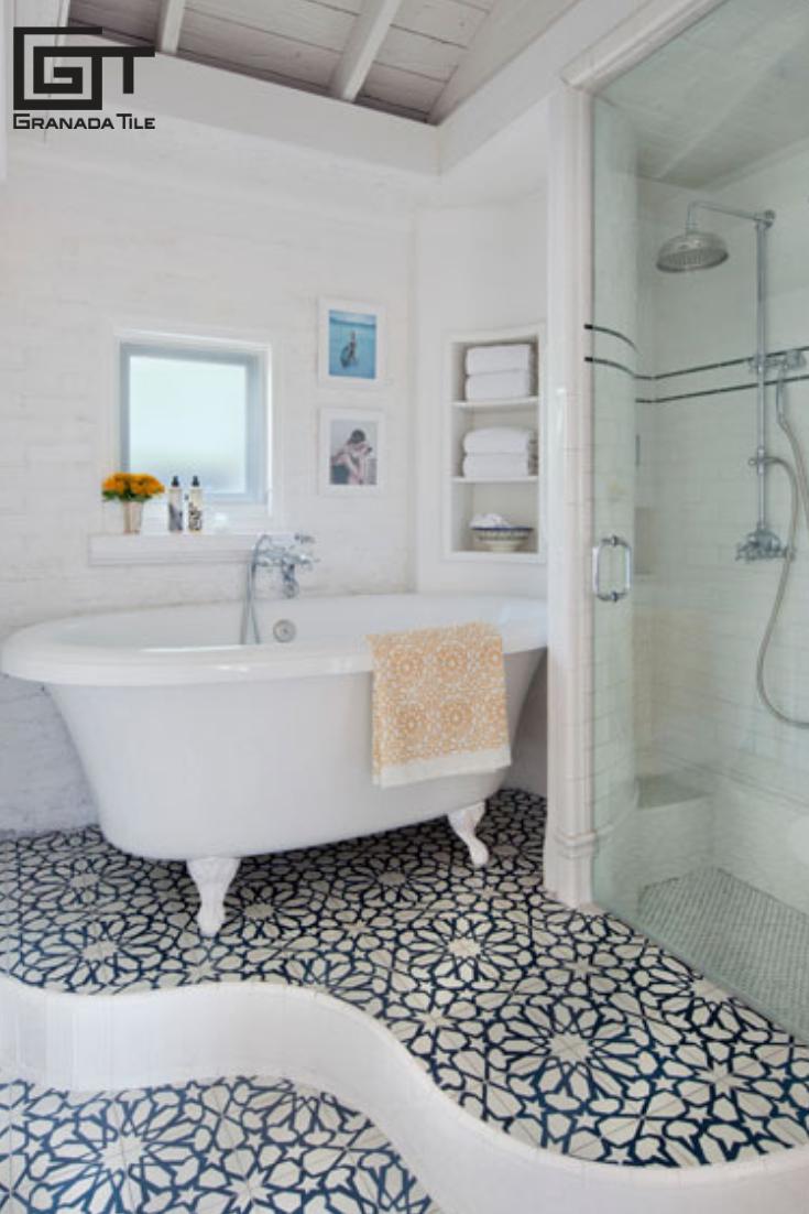 Alhambra 50 B Hotel Room Design Bathroom Floor Tiles Bathroom Flooring