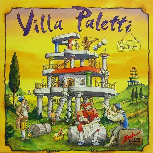 Juego de Hoy Villa Paletti Juegos de mesa y Juegos