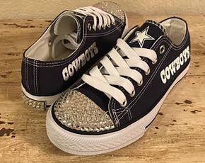 fd8cb648b3c4 Dallas Cowboys Custom Shoes Dallas Cowboys Shoes